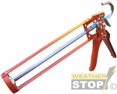 Vergeet niet om een handkitpistool te bestellen als u met montagekit gaat werken.
